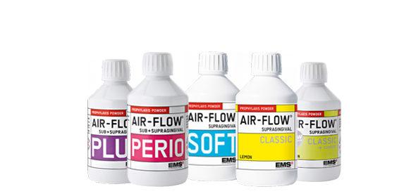 професійна гігієна чистка зубів AirFlow EMS